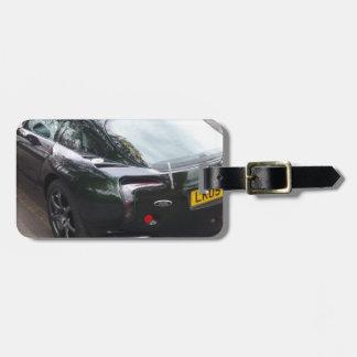 TVR Sagaris Sportscar Luggage Tag