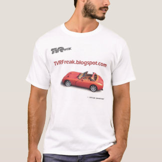 TVRFreak BlogZone Website T-Shirt