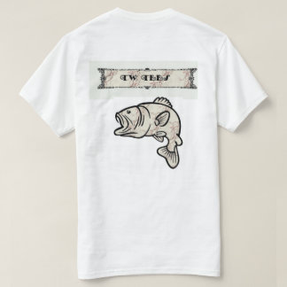 TW TEES Fishing Shirt