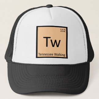 Tw - Tennessee Walking Horse Gaited Chemistry Trucker Hat