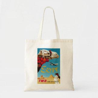 TWA - Egypt Bag