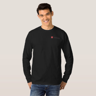 TWC black long sleeve tee