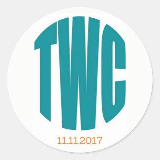 TWC sticker