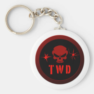 TWD Key Chain
