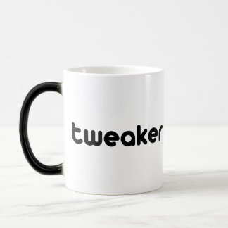 Tweaker 11 Oz Magic Heat Color-Changing Coffee Mug