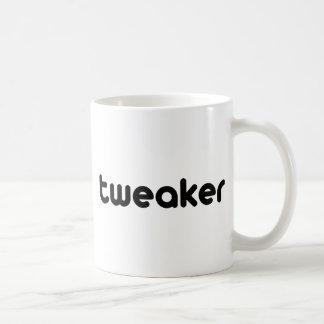 Tweaker Classic White Coffee Mug