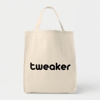 Tweaker Tote Bag