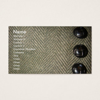 Tweed Business Card