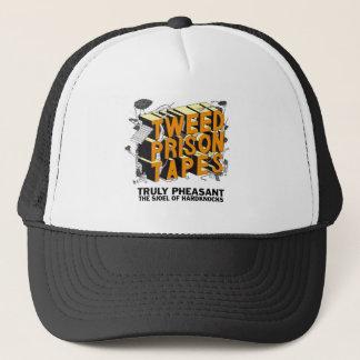 Tweed Prison Croquet Cap