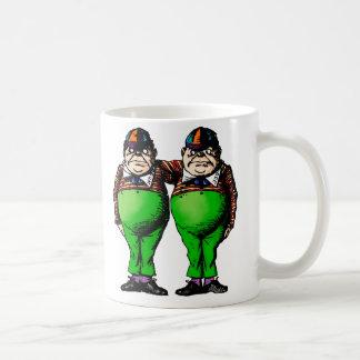 Tweedles Dum & Dee Mug