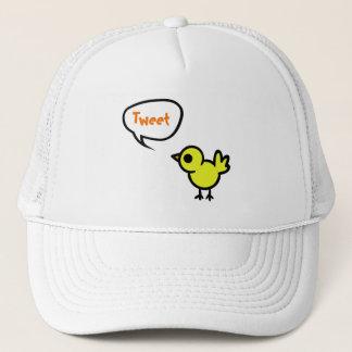 Tweet Bird Trucker Hat