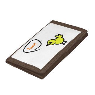 Tweet Bird Wallet