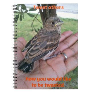 Tweet Others Notebooks