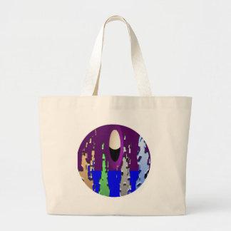 Tweet World - Sweet World Jumbo Tote Bag