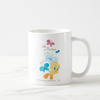 "Tweety ""All A-Flutter"" Coffee Mug"