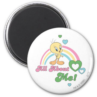 "Tweety ""All About Me"" Magnet"