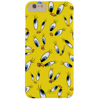 TWEETY™ Face Pattern Barely There iPhone 6 Plus Case
