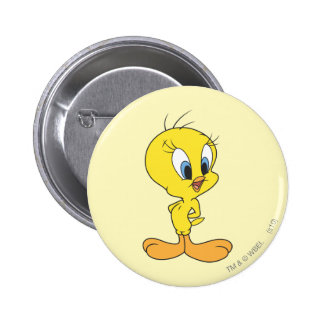 Tweety Haha 6 Cm Round Badge