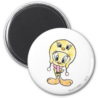 Tweety Hat Magnet