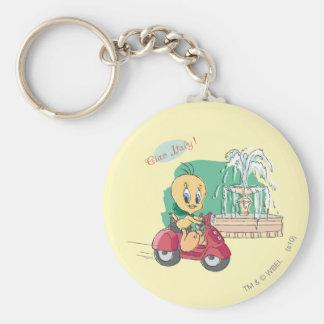 Tweety Italy Key Ring
