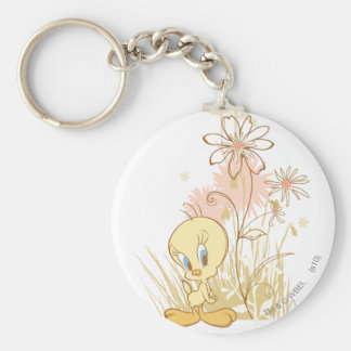 """Tweety """"Just So Perfect"""" Key Ring"""