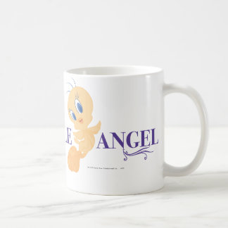 "Tweety ""Little Angel"" Basic White Mug"