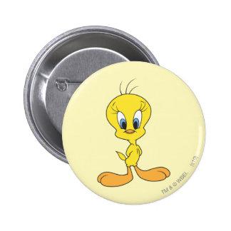 Tweety Proud 6 Cm Round Badge