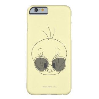 Tweety with Shades Barely There iPhone 6 Case