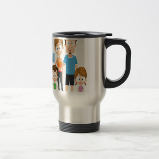Twelfth February - World Marriage Day Travel Mug