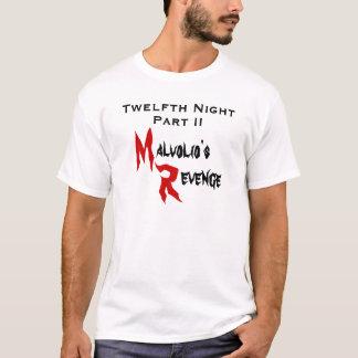 Twelfth Night Part II, Malvolio's Revenge T-Shirt