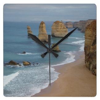 Twelve Apostles Australia Clock