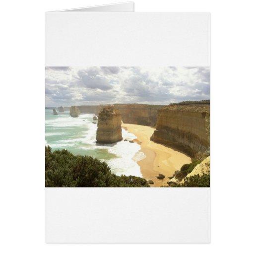 Twelve Apostles Great Ocean Road Card