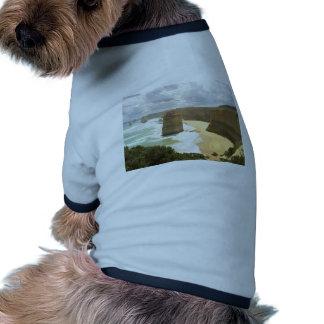 Twelve Apostles Great Ocean Road Dog Tshirt