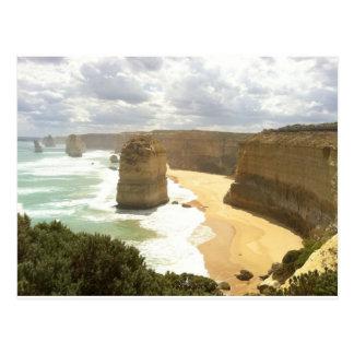 Twelve Apostles Great Ocean Road Postcard