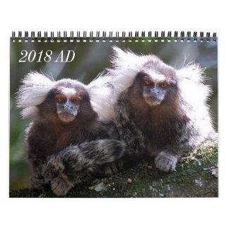 Twelve Monkeys Wall Calendars