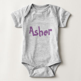 Twelve Tribes: Asher baby t-shirt