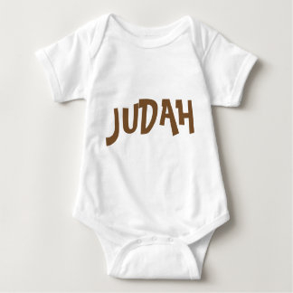 Twelve Tribes: Judah baby T-shirt with blessing