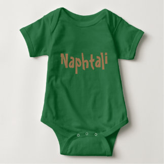 Twelve Tribes: Naphtali baby t-shirt