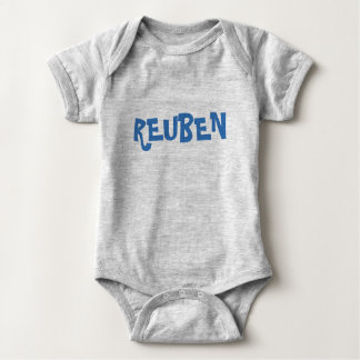 Twelve Tribes: Reuben baby shirt