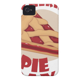 Twentieth February - Cherry Pie Day Case-Mate iPhone 4 Case
