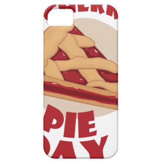 Twentieth February - Cherry Pie Day iPhone 5 Cases