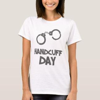 Twentieth February - Handcuff Day T-Shirt