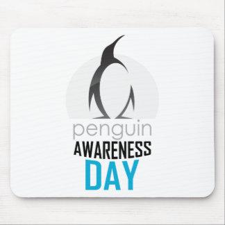 Twentieth January - Penguin Awareness Day Mouse Pad