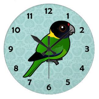 Twenty-eight Parrot Wallclocks