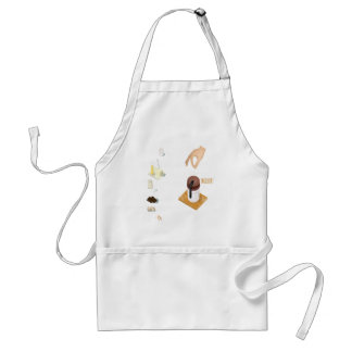 Twenty-eighth February - Chocolate Souffle Day Standard Apron