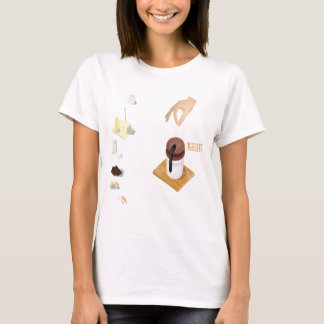 Twenty-eighth February - Chocolate Souffle Day T-Shirt