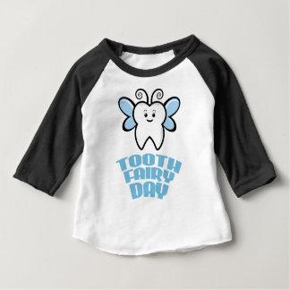 Twenty-eighth February - Tooth Fairy Day Baby T-Shirt