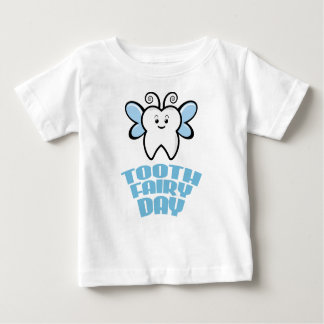 Twenty-eighth February - Tooth Fairy Day Baby T-Shirt