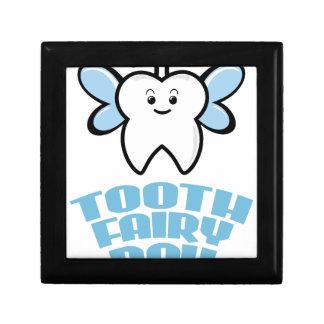 Twenty-eighth February - Tooth Fairy Day Gift Box