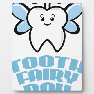 Twenty-eighth February - Tooth Fairy Day Plaque